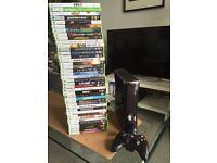 250GB Xbox 360 Slim Console + 40 Games 'Bundle'