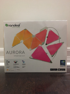 Nanoleaf Aurora Smart Light Panels (9)