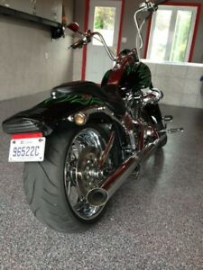 Harley Davidson Springer Screamin Eagle 2009