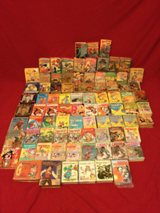 Large Collection of Big Little Books/Little Big Books