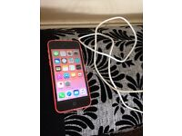 iPhone 5c unlocked ( very good condition)