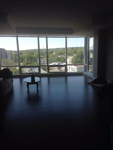 Room for rent with balcony in bright, spacious condo