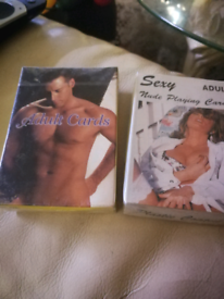 Adults playing cards 18 only