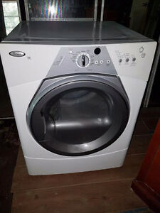 FRONT LOADING WHIRLPOOL DUET SPORT DRYER FOR SALE