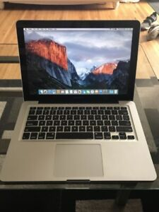 MacBook Pro **Early 2011