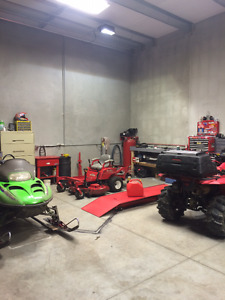 SNOWMOBILE, ATV, UTV, AND SMALL ENGINE REPAIR AND ACCESSORIES Strathcona County Edmonton Area image 10