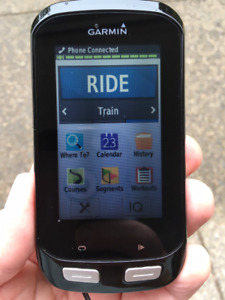 Garmin Edge 1000 Bike/Navigation GPS Computer