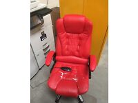 Office chair + massage