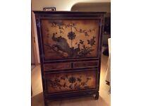Antique chinese cabinet/ wardrobe BARGAIN