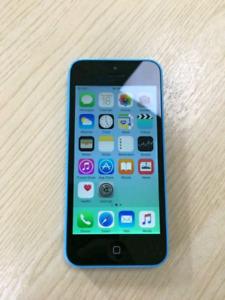 Apple iPhone 5C Blue - Very Nice