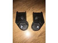 Quinny Zapp/Zapp Xtra Adaptors for Maxi Cosi Car Seat