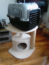 Pet home and carrier