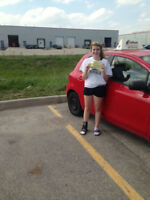 Driving lessons in Kitchener/Waterloo