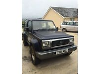 DAIHATSU jeep for sale! ( not quad, tractor, car, trailer)
