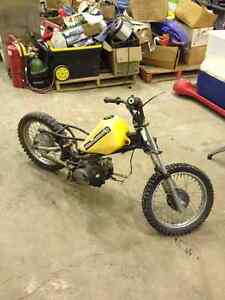 pw 80 parts dirtbike