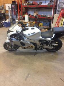 Kawasaki ninja zxr750 Négociable