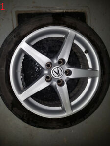 Mag OEM Acura RSX-S 2006 17 inch 5x114.3