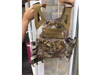 Air soft Cammo gear