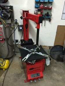 New tire changer Edmonton Edmonton Area image 1