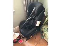 Izi Be safe Combo Isofix car seat