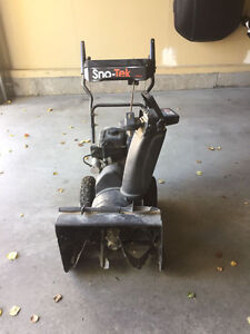 SNOWBLOWER FOR SALE!!!  VERY GOOD SHAPE AND EXCELLENT QUALITY!! Prince George British Columbia image 1