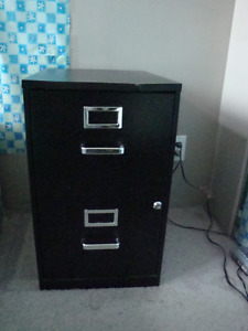 Free Love Seat, Coffee Table and Filing Cabinet