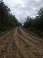 Hunting camp with 41 acres of prime hunting land close to Digby