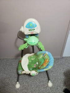 in Good Condition  Fisher Price electrical operated baby swing