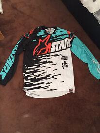 Alpinestar motocross clothing