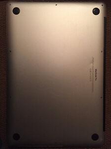 "2012 Macbook Pro Retina, 15"" 256GB SSD, i7 - $1000 London Ontario image 6"