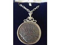 Sunken Treasure Silver Coin from Shipwrecked Hollandia sunk in 1743