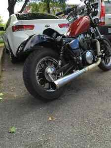750 cc Honda Shadow
