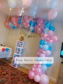 Baby shower decorations balloon garland balloon arch balloon decoratio