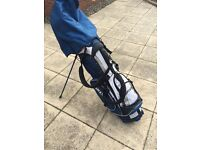 Srixon Golf Carry Bag - 7 club dividers - and stand