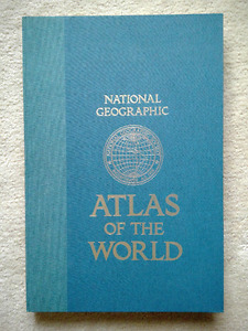 National Geographic Atlas of the World - 5th Edition (Free maps)