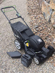 Top of the Line - Cordless Lawnmower