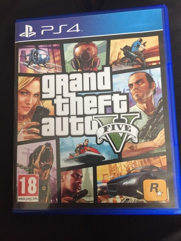 GTA 5in Par, CornwallGumtree - GTA 5 on PS4 great condition was a birthday present and already have GTA 5