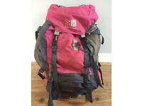Karrimor 60L backpack