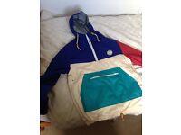 Vintage laser waterproof jacket designer outlet