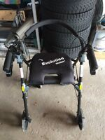 Evolution brand walker in very good condition