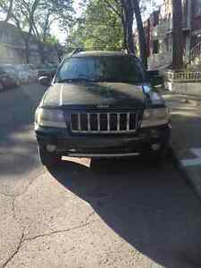 2004 Jeep Grand Cherokee Camionnette
