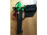 Leaf vac/blower