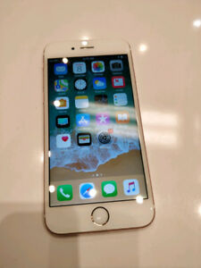 Apple iPhone 6S 64GB Rose Gold Unlocked, No iCloud/Blacklisted