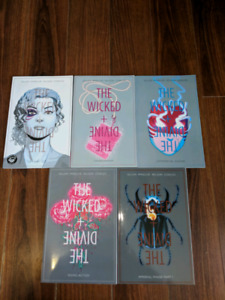 The Wicked and the Divine Graphic Novels