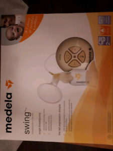 Medela Single Breast Pump-Swing