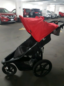 Baby Trend Stealth Jogger Stoller