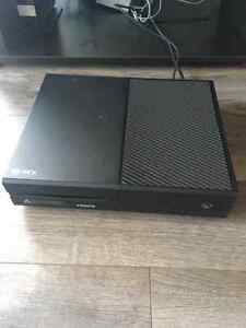Like new Xboxone for sale