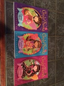 3 Candy Fairies books