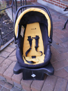 Various Baby Car Seats
