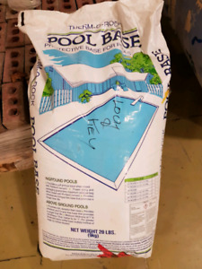 Protective pool base